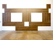 shnel bear interior design wall covering art paneling oak