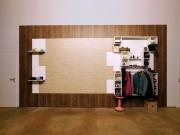 shnel garderobe inneneinrichtung horeca mikroapartment möbel mit dekoration