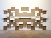 shnel living room interior product design shop fitting shelves wood oak no decoration