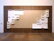 shnel living room interior product design waiting area shelves no decoration